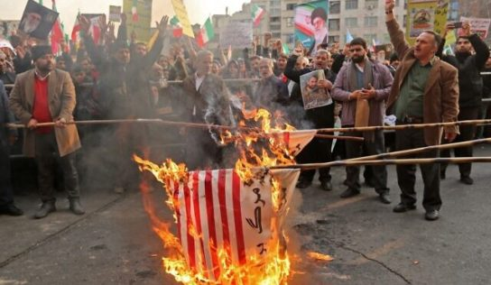 Biased Media Coverage of Iranian Unrest and Protest Movement