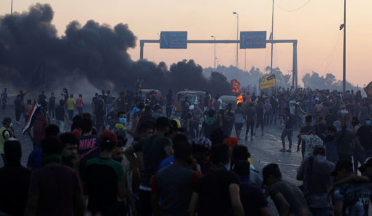 One Person Killed, 91 Others Injured in Baghdad Protests – Iraqi Security