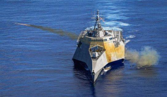 REPORT: Chinese Long-Range Anti-Ship Missiles Outclass US Navy Radars