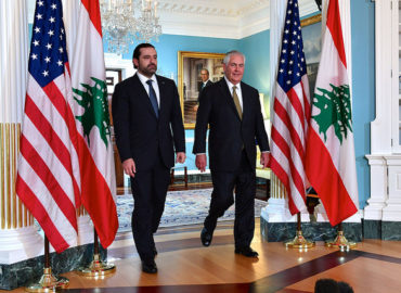 US withholds $105mn in security aid to Lebanon after PM resignation