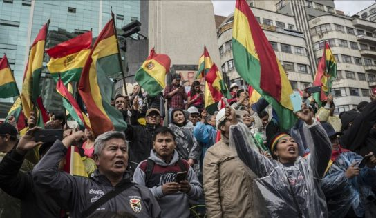 Media Support for the CIA Coup in Bolivia