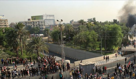 Rocket hits Iraqi capital's Green Zone