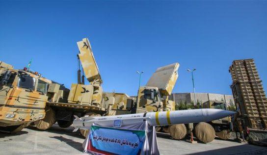 Iran producing laser air defense system