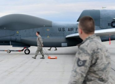 No indication of enemy fire': US forces in Afghanistan confirm loss of recon plane