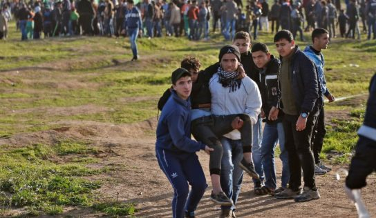"""Two Palestinian Teenagers Seriously Injured in Clashes With """"Israeli Military"""""""