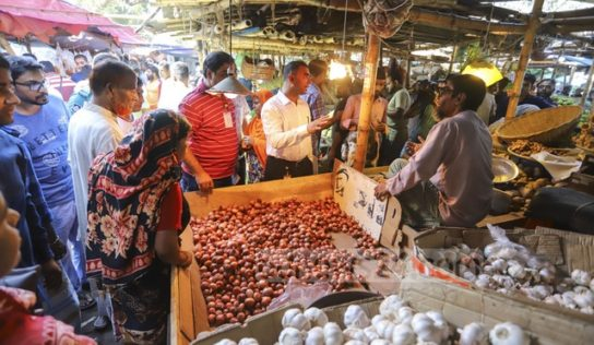 Egypt to reduce subsidized staple food prices from next month