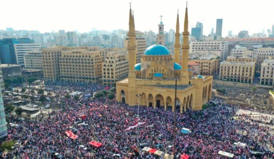 Lebanon Protesters: Ensure a Unified 'B-Team' Runs Any New, Responsive Government
