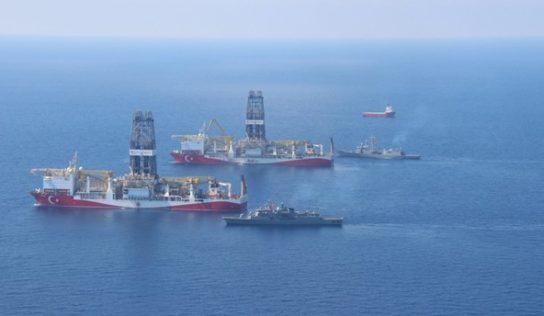 Turkey Resumes Gas Drilling in Mediterranean Off Cyprus' Southern Coast