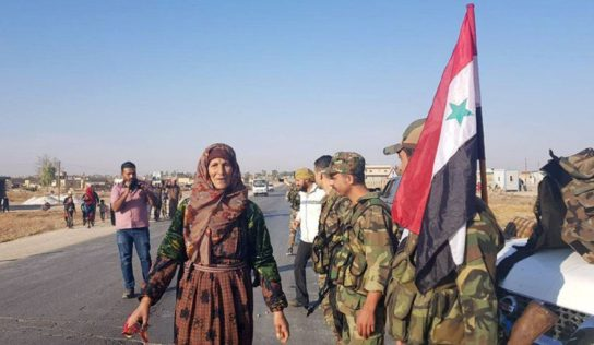 Hasaka-Aleppo International Highway reopened after completing army units' deployment