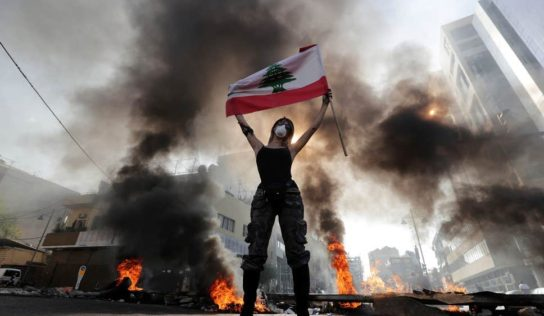 US-Backed Parties Have Infiltrated Lebanon's Protests, Pushing the Country toward War Amid Economic Collapse