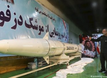 IRAN UNVEILS BRAND NEW TACTICAL BALLISTIC MISSILE