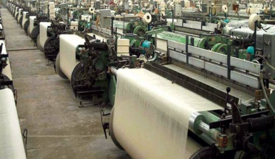 18543 Syrian  industrial facilities return to production