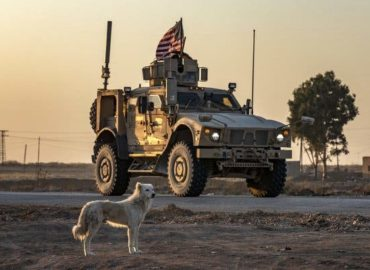 Syrian Army Stops US Military Patrol , Forces It To Turn Back