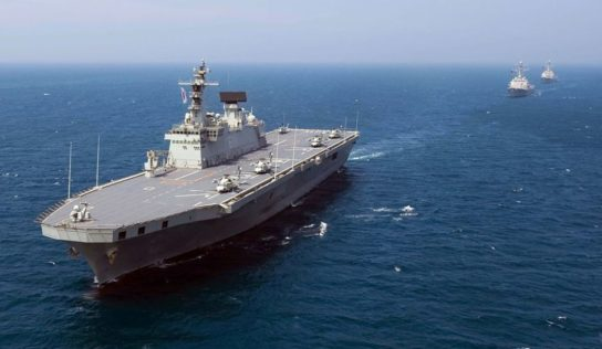 South Korea to Join US-Led Coalition in Strait of Hormuz