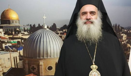 """""""Israel"""" attempts to silence the Archbishop of Jerusalem before Christmas"""
