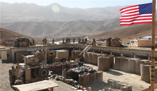 Military Base Hosting US Troops in Northern Iraq Comes Under Rocket Attack