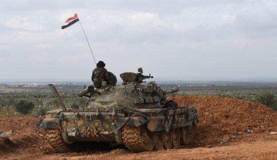 Syrian Arab Army Units Repel Terrorist Attacks in Idlib