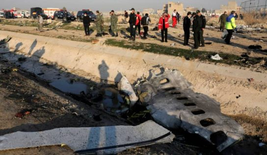 Black Boxes of Plane Crashed in Iran to Be Deciphered in Ukraine