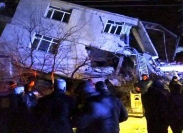Second Earthquake 5.1 in Magnitude Hits Turkey's Elazig Province