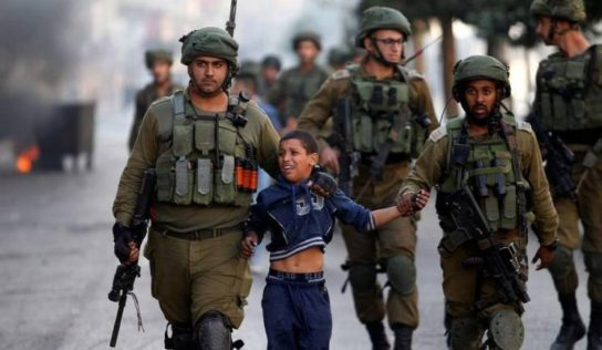 "Report: ""Israel"" killed 3,000 Palestinian children since 2000"