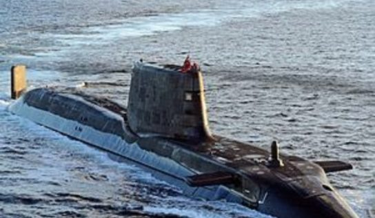 UK Nuclear Sub 'In Position To Strike Iran ' Amid Tensions Over SOLEIMANI'S Killing