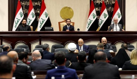 Iraq asks US to prepare troop pullout, send team to Baghdad