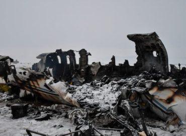 US military plane crash: was this revenge?