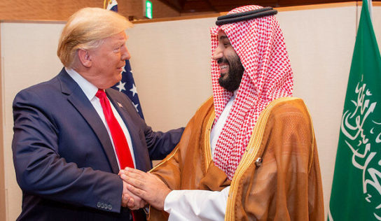 Trump, MBS, Plecker conspiracy triangle to damage Jeff Bezos