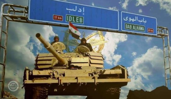 Syrian Army reinforcements pour into southern and eastern Idlib