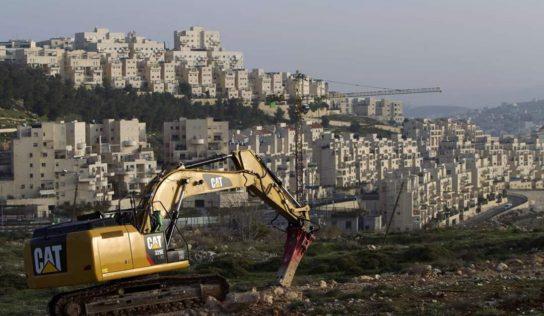 Israeli occupation revives frozen plan for 3,000 new settler homes near E. Jerusalem