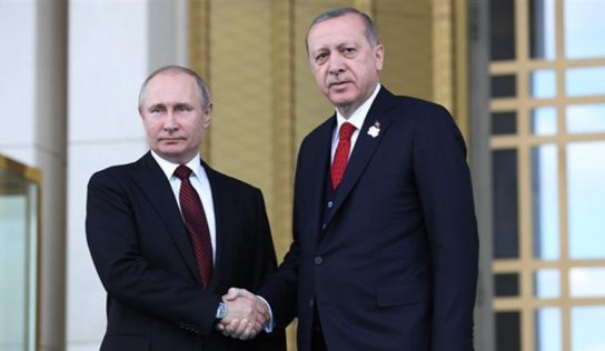 Turkey , Russia Conduct Second 'Limited ' Joint Patrol in Idlib