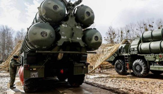 Russian defense firm delivers regiment set of S-400 systems ahead of schedule