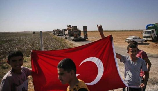 Turkey deploys US-made air defense System to Syria's Idlib