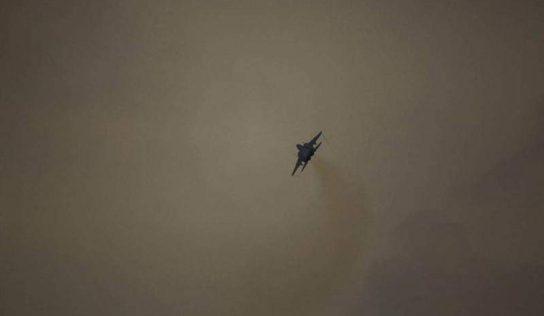 Libyan government airstrike kills senior rebel commanders