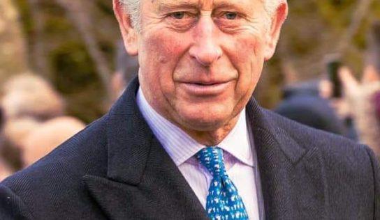 Britain's Prince Charles tests positive for coronavirus
