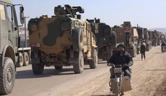 """Mighty """"Moderate Rebels """" Pressure Turkish Army in IDLIB. US-LED Coalition Is Crumbling"""