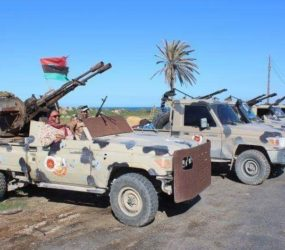 Libyan forces shoot down 3 Sukhoi fighter jets operated by rebels