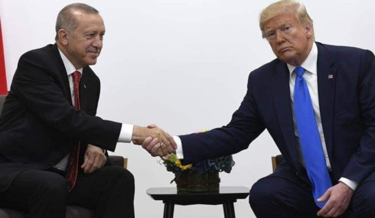 Trump, Erdogan Stress Need for Ceasefire in Syria, Libya During COVID-19 Pandemic