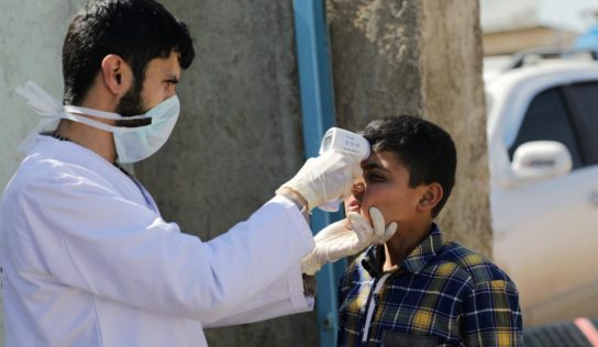 Lift Syrian sanctions before Coronavirus creates a perfect storm