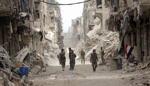 The road to rebuilding Syria runs through Aleppo