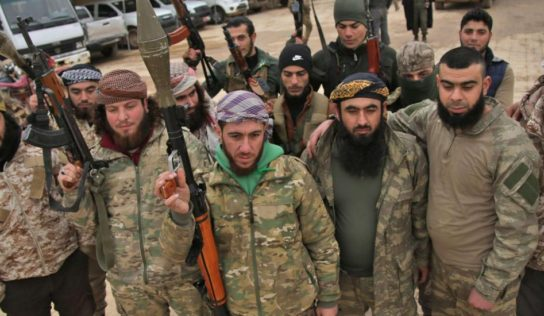 Nearly 500 Syrian mercenaries killed in Libya