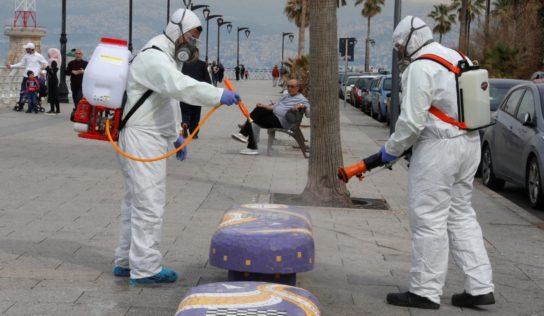 The daily report on coronavirus in Lebanon