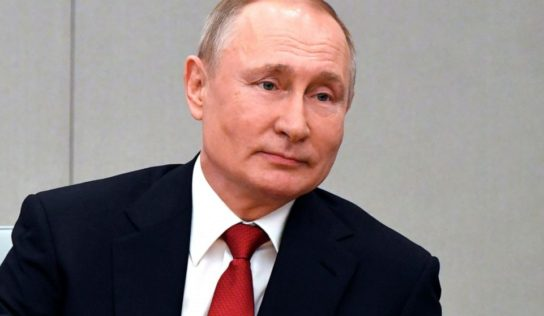 Putin Prolongs Non-Working Week Until April 30 as Part of Russia's COVID-19 Response