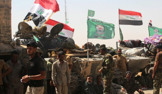Syria & Iraq Launch Operations Against ISIS In Border area