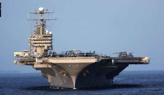 US aircraft carrier's commander fired after pleading for help for sailors with coronavirus