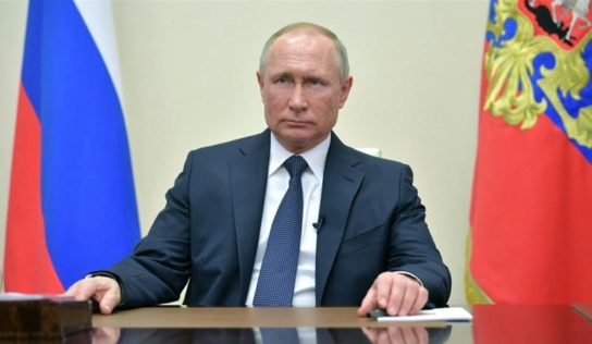 Putin: Current Situation on Oil Markets Could Lead to Future Deficit