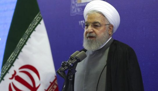 Rouhani Says 'Low-Risk Economic Activities' Will Resume in Iran From 11 April Amid COVID-19 Crisis