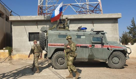 Syrian Army , Russian Forces To Establish Helicopter Base In Eastern Raqqq