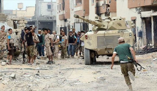 Number Of Syrians Killed In Libya Rises Again As Turkey Withholds Militants' Salaries