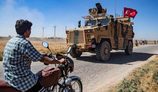 Mysterious Drone Strikes Kill , Injure Nine Turkish -Backed Militants In Greater Idlib